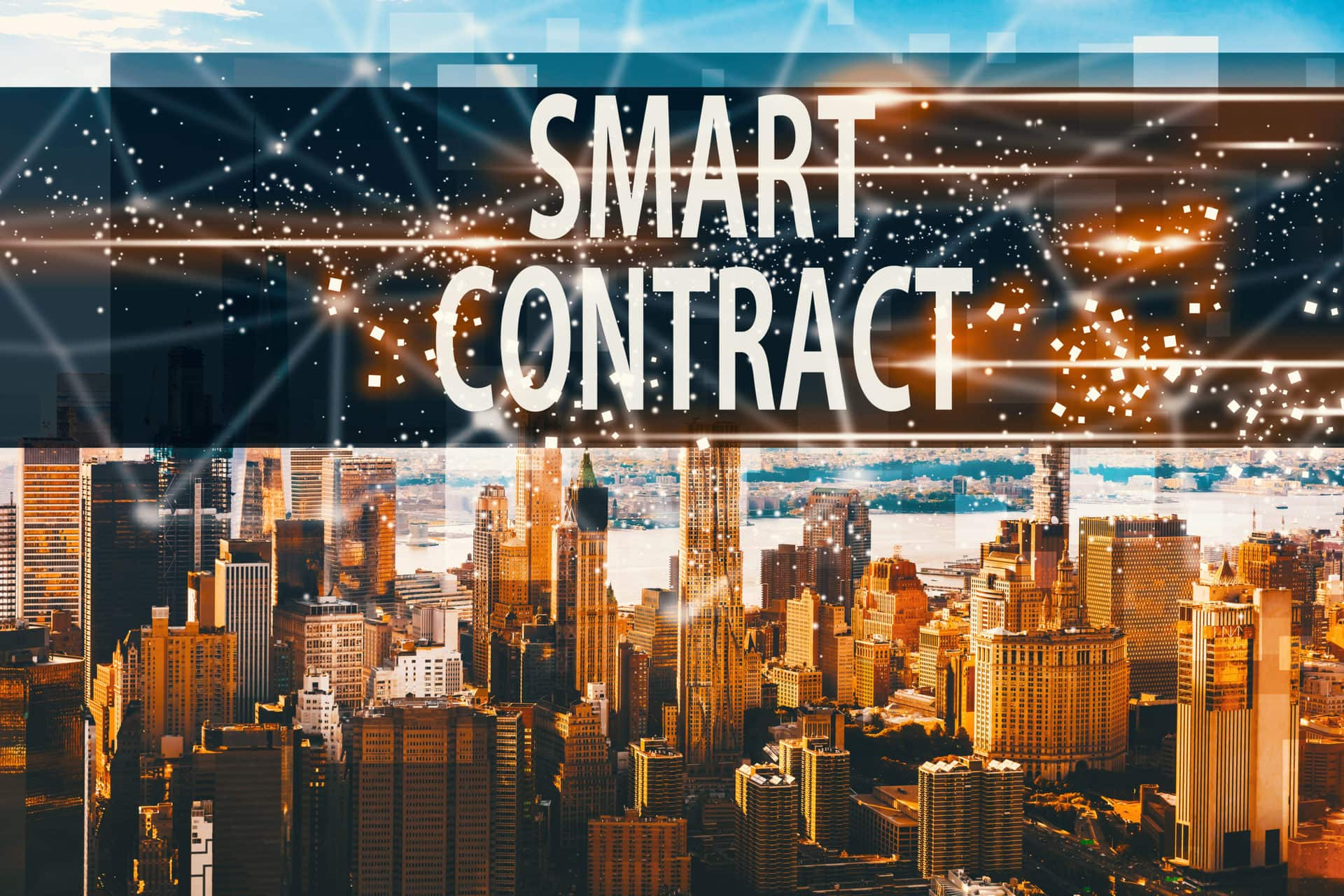 Smart contracts will transform the construction sector
